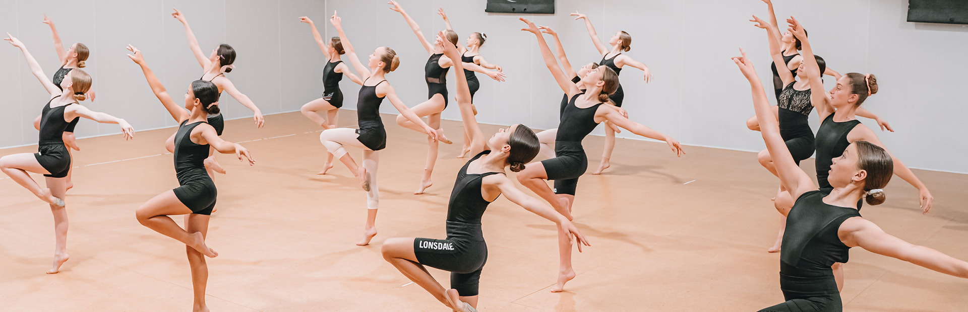 Internal Jazz Dance